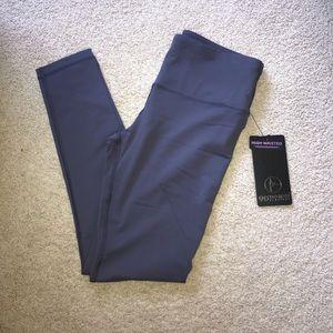 90 degree high waisted leggings